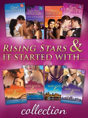 cover image of Rising Stars & It Started With... Collections